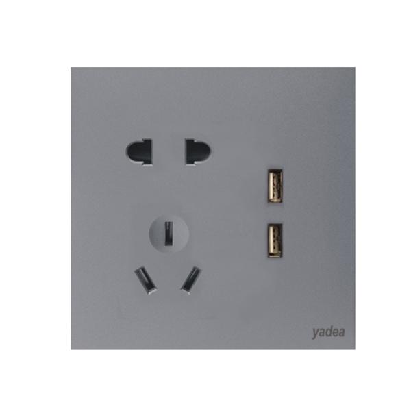 Y15 USB五孔