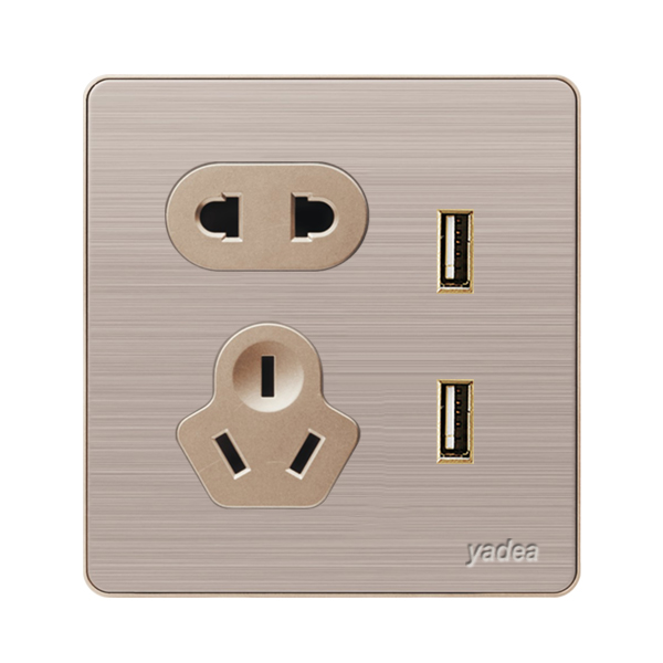 Y10 USB五孔